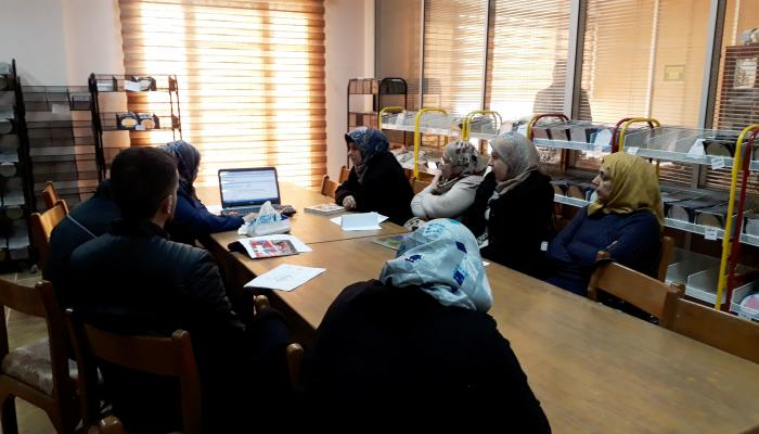 The Central Library organizes a workshop on the KOHA system