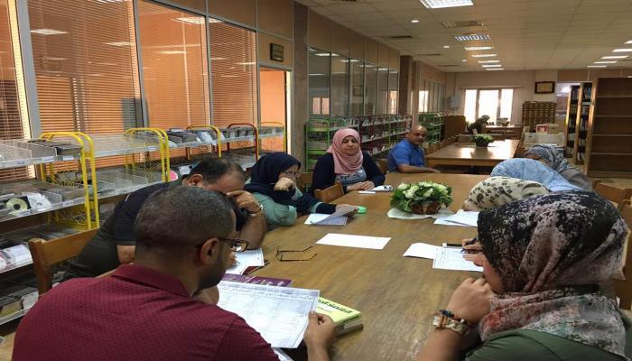 المكتبة المركزية تنظم دورة عن الفهرسة الموضوعية