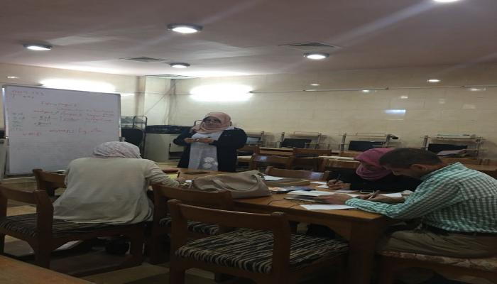 المكتبة المركزية تنظم دورة عن الفهرسة الوصفية