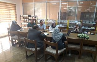 The Central Library organizes a workshop on Winisis