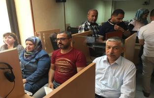 المكتبة المركزية تشارك في دورة المكتبة الالكترونية العراقية الموحدة